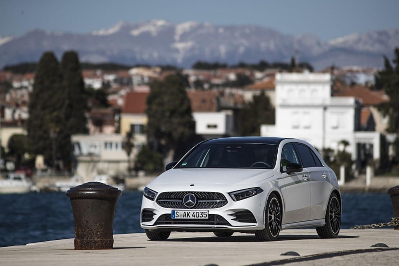 Die Mercedes A-Klasse (W177) ist komfortabel abgestimmt