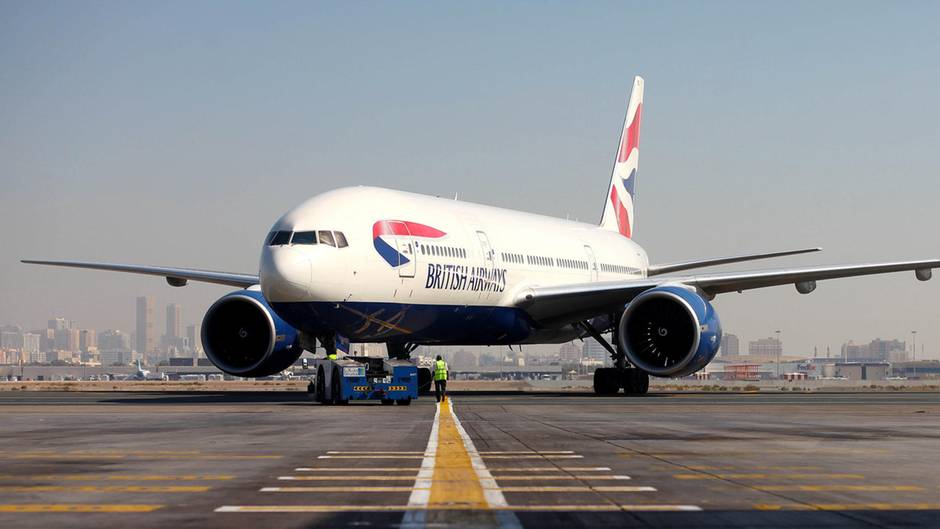 Die Boeing 777 der British Airways hob mit mehr als zweistündiger Verspätung doch noch ab und flog sicher von London-Gatwick nach Mauritius.