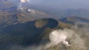 Vulkan Mount Io