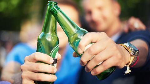 Schön Bier trinken in Ostritz?Nicht beim Neonazi-Festival in der ostsächsischen Stadt. Für die Veranstaltung gilt einabsolutes Alkoholverbot.