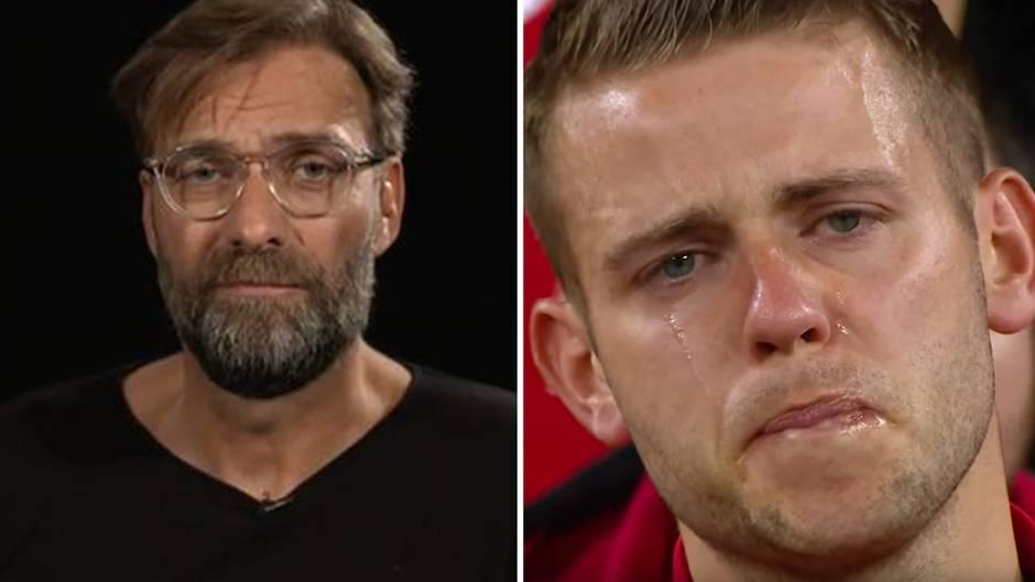 Ex-BVB-Trainer: Jürgen Klopp rührt mit bewegendem Liverpool-Video Fans zu Tränen