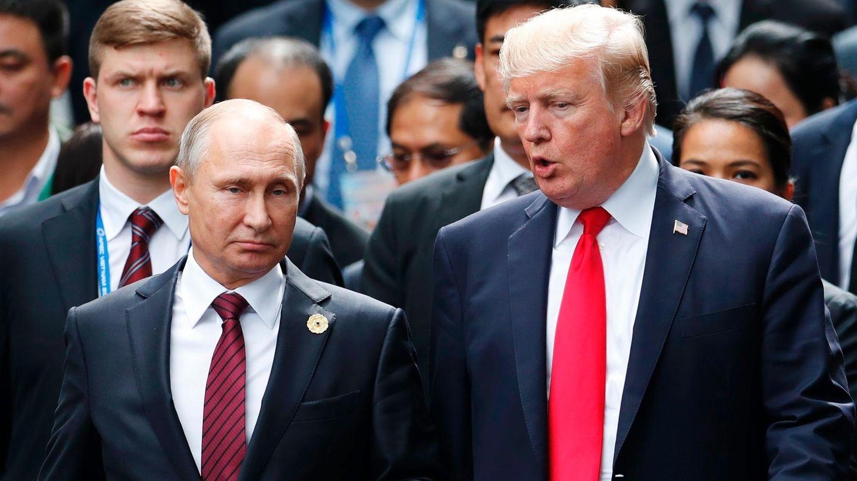 US-Demokraten verklagen die russische Regierung und Trump-Team unter dem Vorwurf der Verschwörung