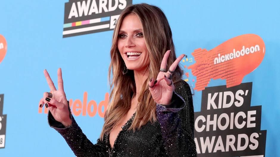 Heidi Klum: 10 Dinge, die Sie noch nicht wussten
