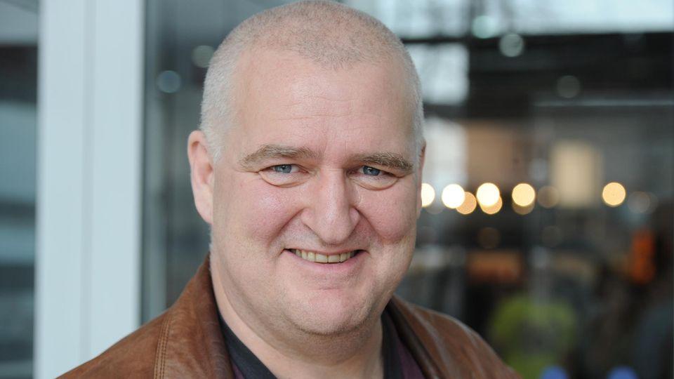 Der deutsche Komiker Markus Maria Profitlich