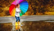 April Wetter: es wird nass und kühler