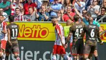Allagui FC St. Pauli