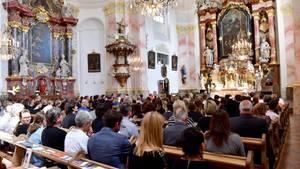 Nachrichten Deutschland Passau: Trauerfeier für Maurice K.