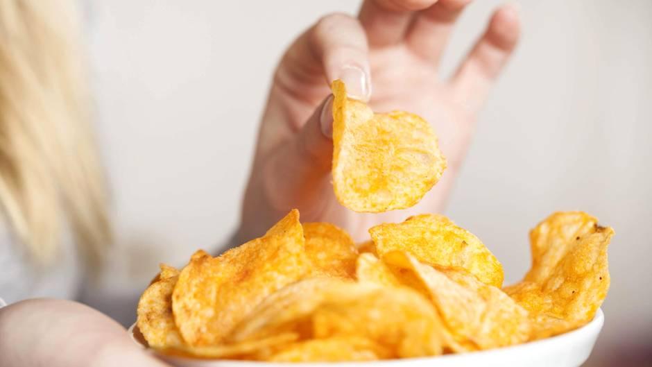Fressfalle Kartoffelchips
