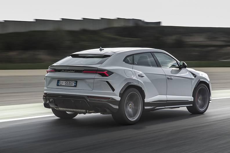 Lamborghini Urus - 305 km/h Spitze