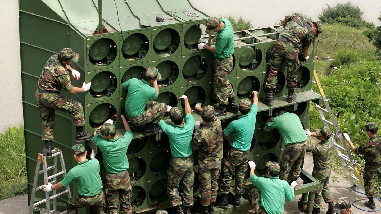 """Südkorea stoppt """"wirksamstes Mittel der psychologischen Kriegsführung"""""""