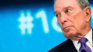 Michael Bloomberg zahlt statt Donald Trump Millionen in das Pariser Klimaabkommen