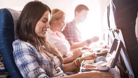 Flugzeug Essen Airplane Food