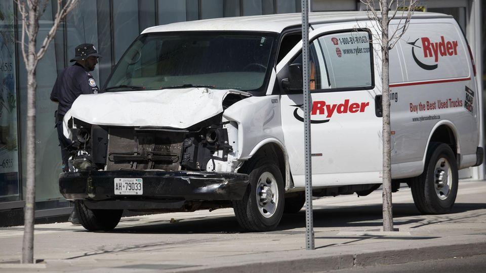 """Wer steckt hinter dem Auto-""""Attentat"""" von Toronto?"""
