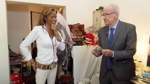 """""""Raus aus den Schulden""""-TV-Kritik: Wie Naddel von Peter Zwegat eigentlich nur vorgeführt wurde"""