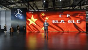 Daimler in China - neue Rekordzahlen seit Jahren