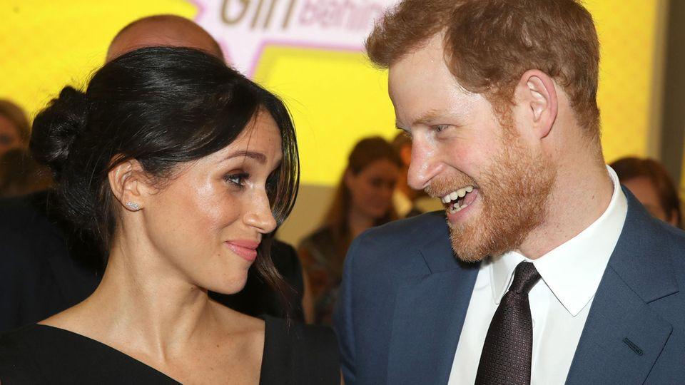 Meghan Markle und Prinz Harry werden am 19. Mai auf Schloss Windsor heiraten