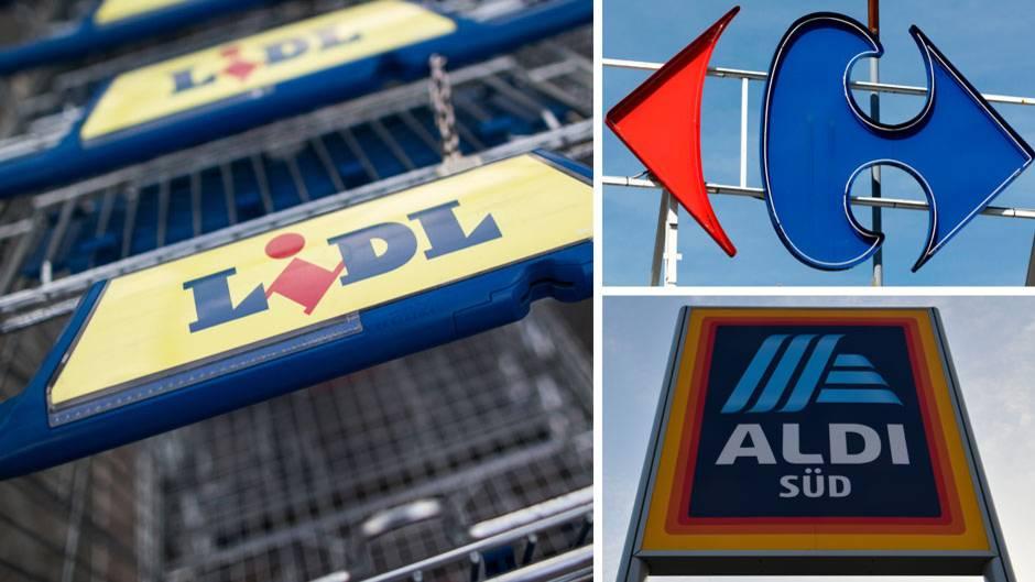 Aldi Werbung Kühlschrank Lied : Lidl aldi und co ranking der größten lebensmittelhändler europas