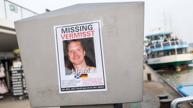 Leichnam von Liam Colgan in Hamburg geborgen: Das tragische Ende einer hoffnungsvollen Suche
