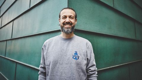 Budni-Chef Christoph Wöhlke