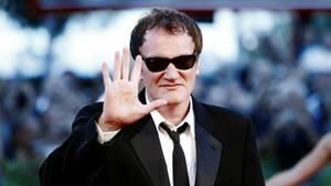 """Quentin Tarantino verrät Details über """"Once Upon a Time in Hollywood"""": Der Regisseur bei einer Premiere"""