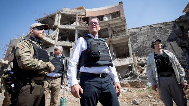 Unterwegs im Irak: Wenn es einen Gott gibt, dann muss er Mossul vergessen haben