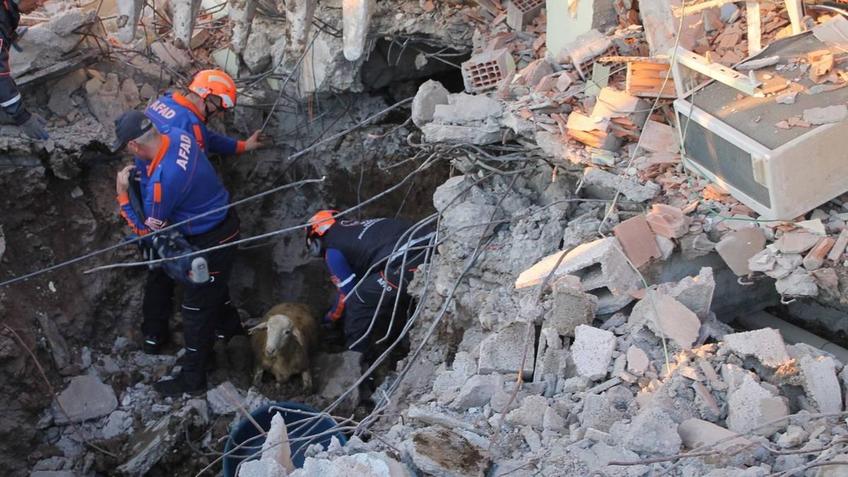 Erdbeben Türkei Heute