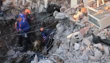 Erdbeben im Südosten der Türkei