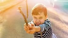 Wenn Kinder sich zoffen, geht es gerne mal zwischen den Eltern noch deutlich heißer her (Symbolbild)