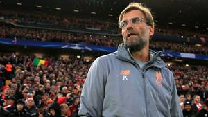 Begeisterung sieht anders aus: Jürgen Klopp war trotz eines furiosen Spiels seiner Mannschaft nicht bester Laune