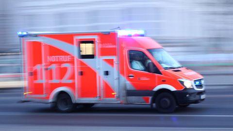 Nachrichten aus Deutschland: Bild eines Rettungswagens