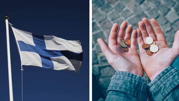 Das Grundeinkommen wird in Finnland nicht fortgesetzt