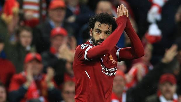 Mohamed Salah FC Liverpool