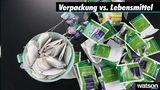 Teebeutel verursachen Müll: Teebeutel, Schnur, Etikett, Tütchen, Pappschachtel machen einen Berg Verpackungsmüll