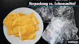 Wieso verpackt man Käsescheiben eigentlich extra? Und: Wieso Sie von Scheiblettenkäse sowieso lieber die Finger lassen sollten.