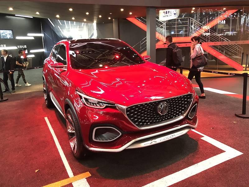 Chinesische Automobilhersteller auf der Auto China 2018 ...