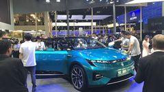 Byton Elektro SUV