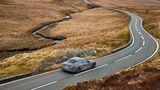 Die BMW 8er Erprobungsfahrten finden in Wales statt