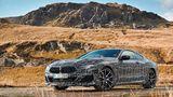 Der BMW 8er wird rund 1,8 Tonnen wiegen