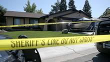 """""""Golden State Killer"""" - haus des Verdächtigen"""