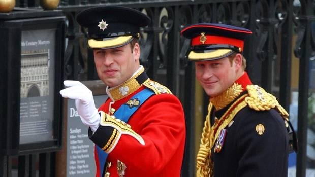 Prinz William Prinz Harry