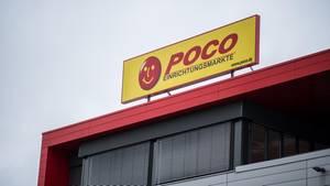 Poco-Zentrale in Bergkamen: Die Mögelkette gehört künftig zur XXXL-Lutz-Gruppe