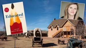 """Tara Westover und ihr Buch """"Educated"""""""