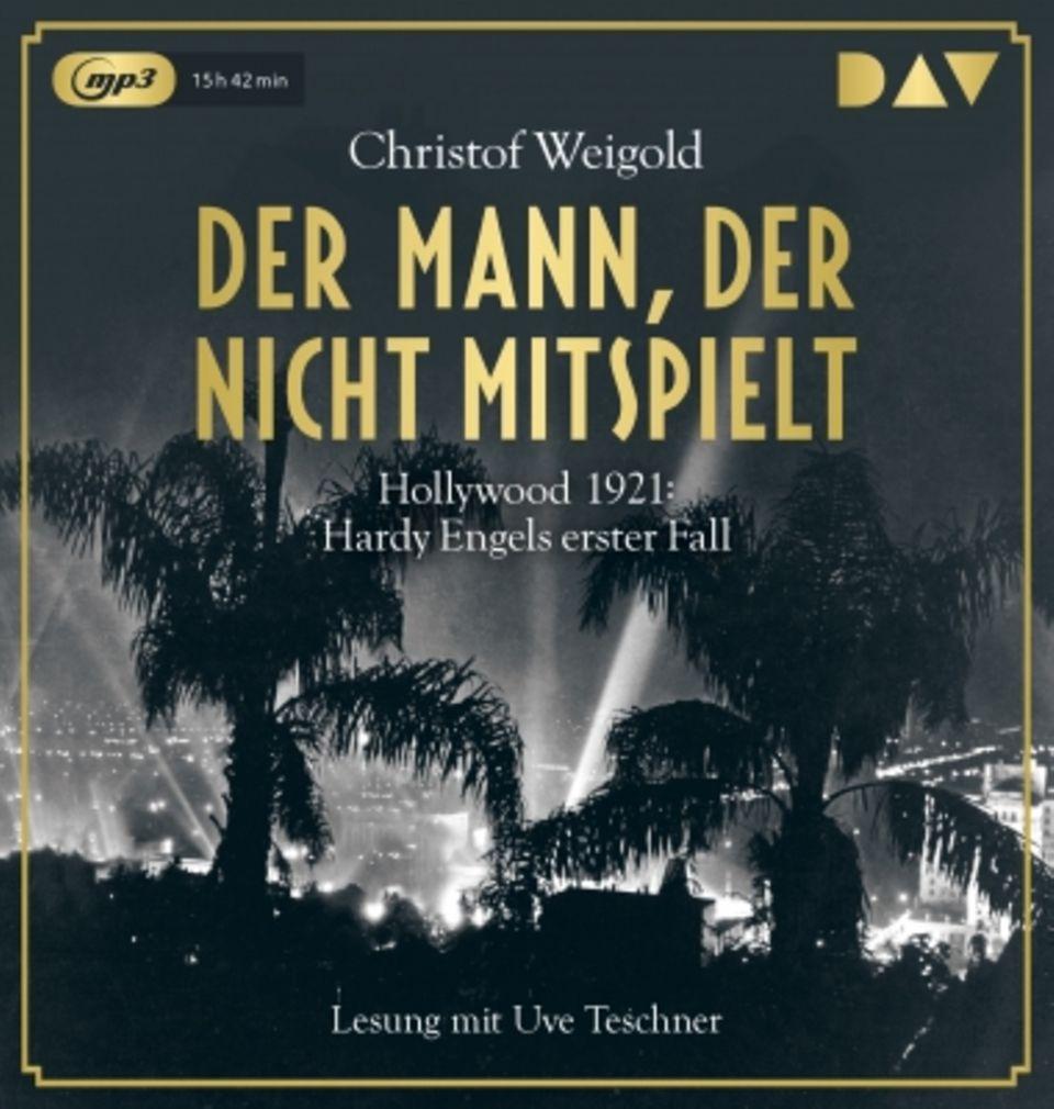 """Christof Weigold: """"Der Mann, der nicht mitspielt"""""""