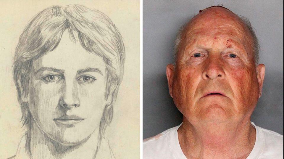 Golden State Killer nach 30 Jahren bei Sacramento festgenommen