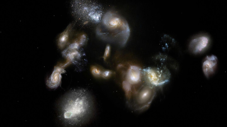 Galaxienhaufen