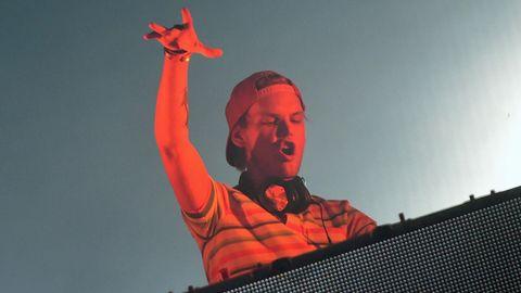 Der schwedische DJ Avicii wurde nur 28 Jahre alt