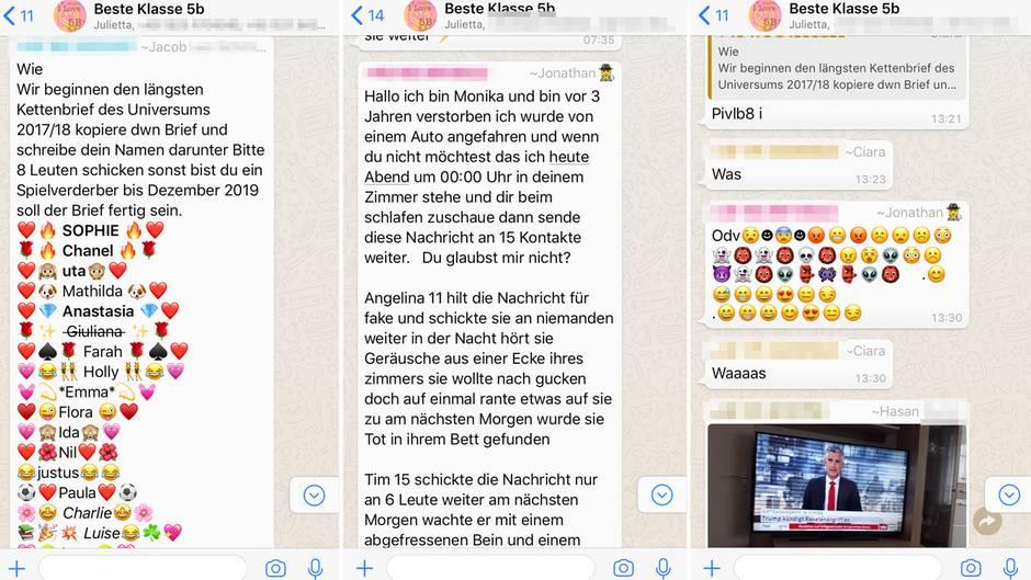 Whatsapp-Verbot für Jugendliche?: Exklusiver Einblick: Das geht wirklich in den geheimen Gruppen-Chats ab