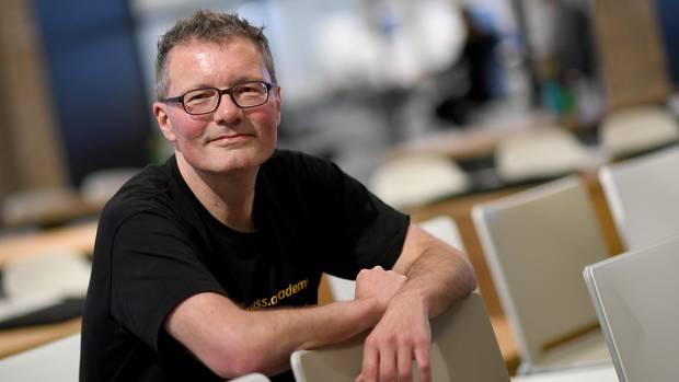 Lars Hattwig ist Frugalist - er lebt so bescheiden, wie es geht