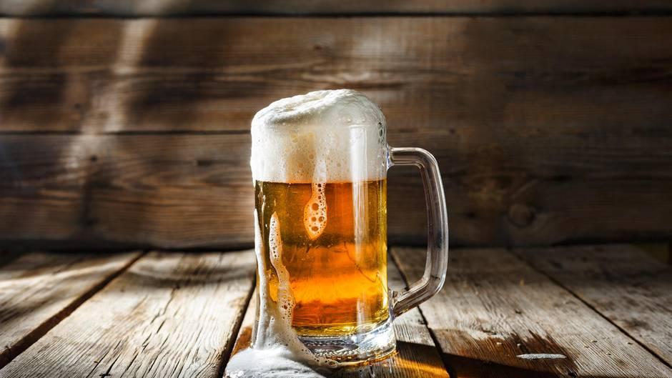 Kann Bier Gefrieren