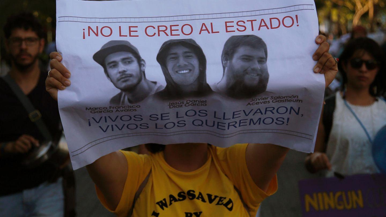 Proteste Mexiko